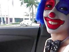 Mikayla Mico kostüm Halka açık cum yutar çarptım