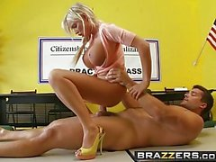 Brazzers - Big Tits at School - Jordan Pryce and Ramon - Fuc