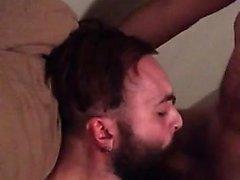Seksi Baba Yüzüyle Sikti