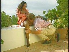 busty Tiziana Redford get fucked in Ibiza