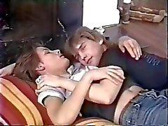 Bellezas homosexuales caliente en la cama