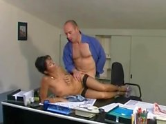 FRENCH mature with an old and black men