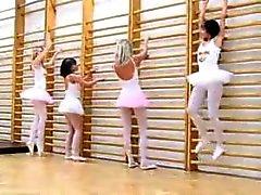 Ballerina Gruppsex