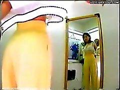 Vestiaire pour changer de vêtements