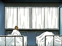 Bondage ghetto anime coeds sexual check up