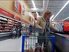 Candid Kvinnor i offentlig bär tighta jeans - Episode 3
