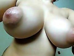 Huge Nipples Boobs