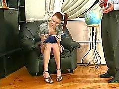 Russian Schoolgirl Marion