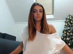 Любительское румынская Babe на веб-камера
