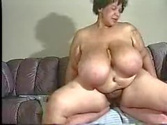 Monster tits riding