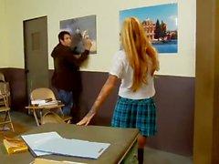 Teacher Hammer My Pussy