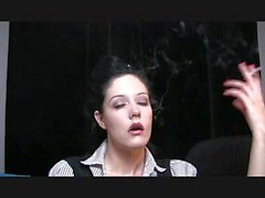 Mary Jane Smoking Fetish