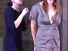 armoton dominatrix lesbo laskivat hänelle Sidonta slave girl b3