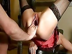 Intense monster kutje fisten orgasmes