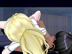 AA2 ARTIFICIAL ACADEMY - 2 Friends Ditch To Relieve Stress