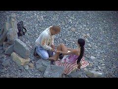 Hidden Camera Sex on the Beach
