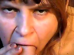 Russian charming amateur blowjob Genia from 1fuckdatecom