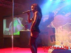 Jordanne Kali Kiwi Tanssia en el Feda