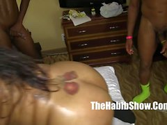 thick snicka gets ganganged dirty south gudda jimmy d stretc