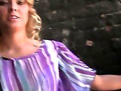 Teen Blonde Lexi Kartel makes her Cuckold watch her Fuck