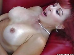 Lesbian Milfs Ass licking and Machine fuck - Ava Devine and Sexy Vanessa