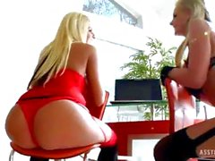 Phoenix Marie And Riley Evans