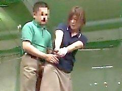 Titré japonaise parcours oscillation montage manifestation