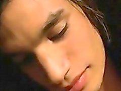 Ile Eşcinsel genç eşcinsel erkekler Çalıntı Über - sevimli bir Latino bir delikanlı dildeki filmleri POV stili Eser