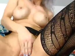 Blonde Mom Cums Multiple Times