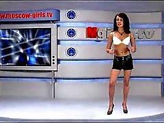 русская г.Москва девочка TV