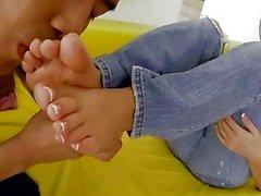 Footsie Babes Compilation