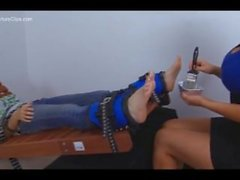 Anna baby oil tickle tortured
