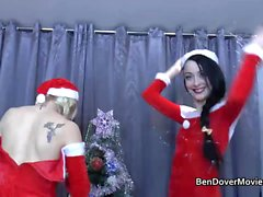Festive fun at Ben Dovers Crib