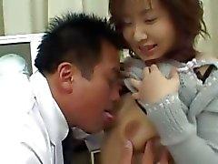 kinesisk läkare och kinesisk asshole