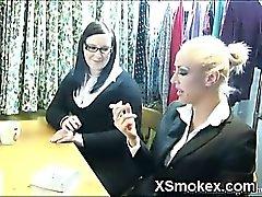 Explicit Smoking Teen Porno XXX
