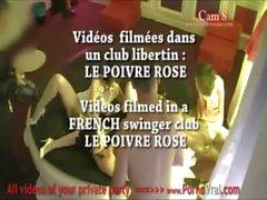 Caméra espion à la réception privé françaises ! Caméra espion en soiree PRIVÉE .