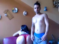 Turkish Webcam Group Sex