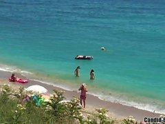 Nudist Horny Naked Milfs Tanning At The Beach Spycam Voyeur