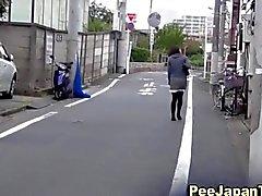 En valmis ärsyttääkseen kadulla