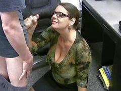 Carrie - Óculos cobertos Cum