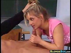 Schoolgirl Gets Fucked By Her Teacher