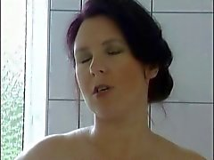 Siyah naylon çorap Bath lanet