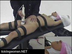 (TK) Bondage Orgasm Victim