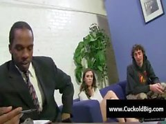 Cuckold Sessions - Humiliated tiny dick video 07
