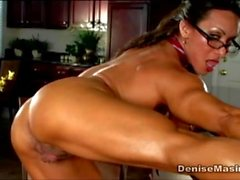 Denise Masino - Alpha Pussy - Female Bodybuilder