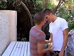 Homosexuell Jugendliche Jocks Ebenso 2 unserer dampf Burschen waren zu l