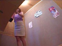 Asian Beach Locker Room peeping - 3 of 4