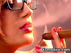 Hot Erotic Alluring Smoking Masochiatic Sex