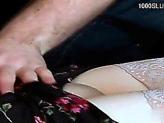 Italienischen mom analen Spritzen