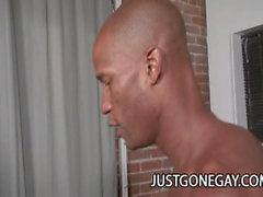 Возбужденный гей Ryan Starr соблазняет тетерева